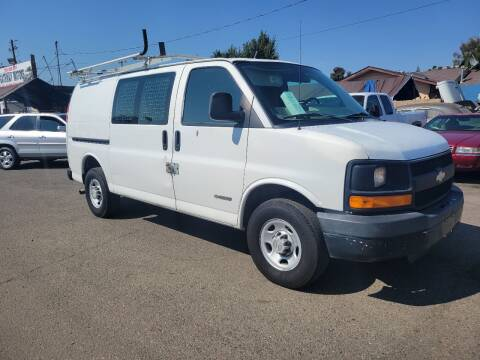 2006 Chevrolet Express Cargo for sale at Gateway Motors in Hayward CA
