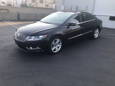 2013 Volkswagen CC for sale at Autos Direct in Costa Mesa CA