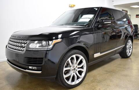 2014 Land Rover Range Rover for sale at Thoroughbred Motors in Wellington FL