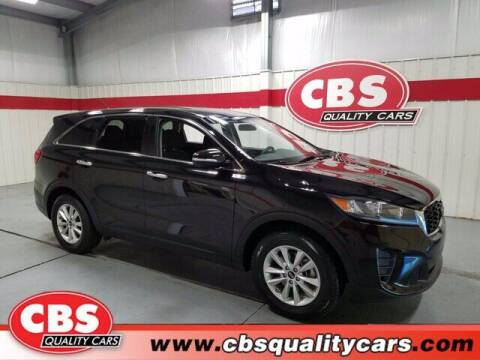 2020 Kia Sorento for sale at CBS Quality Cars in Durham NC