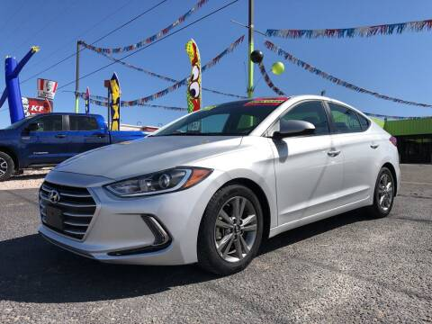 2017 Hyundai Elantra for sale at 1st Quality Motors LLC in Gallup NM