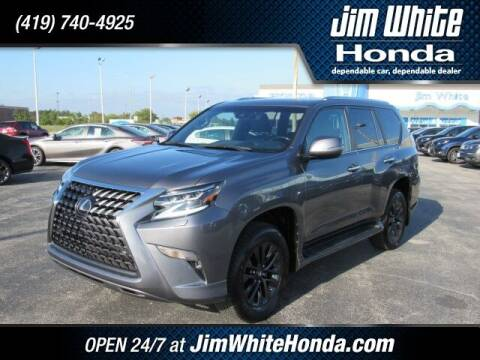 2020 Lexus GX 460 for sale at The Credit Miracle Network Team at Jim White Honda in Maumee OH