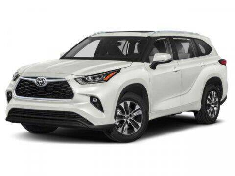 2021 Toyota Highlander for sale in Humble, TX