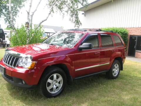 2010 Jeep Grand Cherokee for sale at Unlimited Auto Sales & Detailing, LLC in Windsor Locks CT