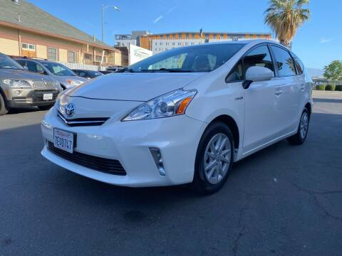 2014 Toyota Prius v for sale at Ronnie Motors LLC in San Jose CA