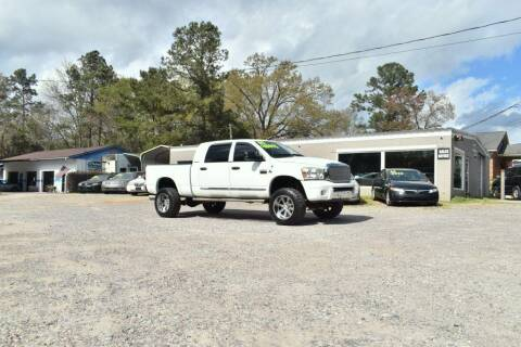 2007 Dodge Ram Pickup 2500 for sale at Barrett Auto Sales in North Augusta SC