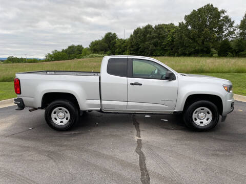 2018 Chevrolet Colorado for sale at V Automotive in Harrison AR
