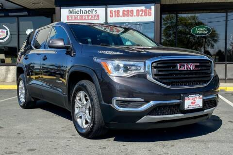 2017 GMC Acadia for sale at Michaels Auto Plaza in East Greenbush NY