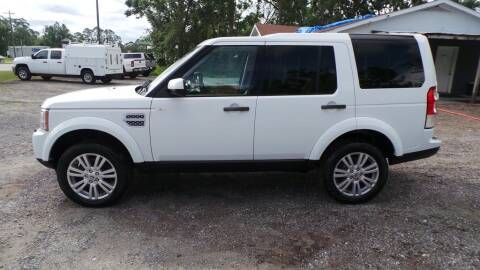 2011 Land Rover LR4 for sale at action auto wholesale llc in Lillian AL
