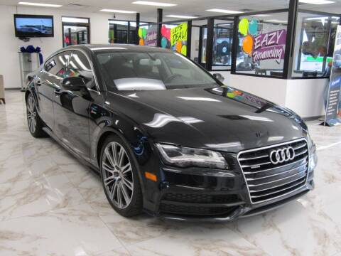 2012 Audi A7 for sale at Dealer One Auto Credit in Oklahoma City OK