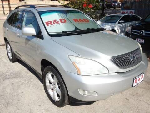 2004 Lexus RX 330 for sale at R & D Motors in Austin TX