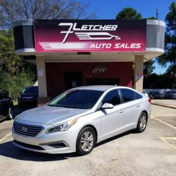 2015 Hyundai Sonata for sale at Fletcher Auto Sales in Augusta GA
