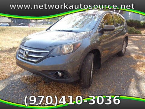 2014 Honda CR-V for sale at Network Auto Source in Loveland CO