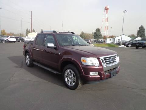 2007 Ford Explorer Sport Trac for sale at New Deal Used Cars in Spokane Valley WA