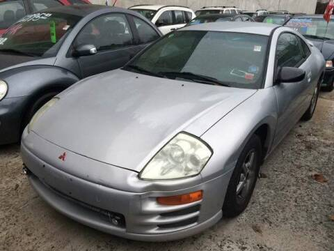 2001 Mitsubishi Eclipse for sale at Drive Deleon in Yonkers NY