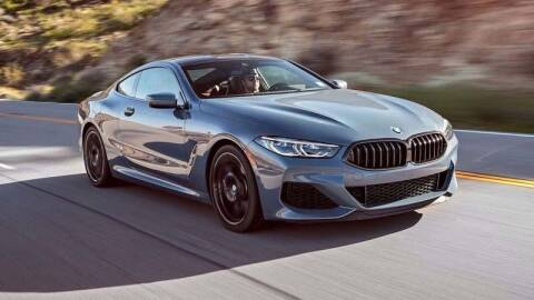 2021 BMW 8 Series for sale at XS Leasing in Brooklyn NY
