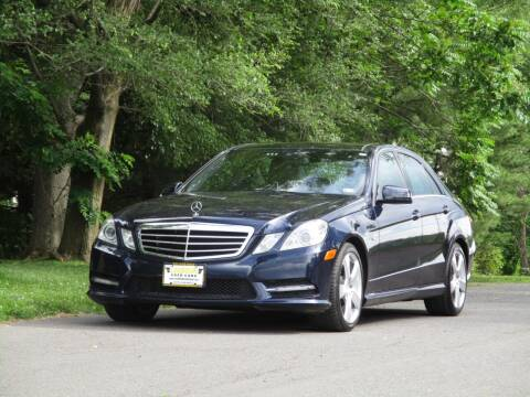 2012 Mercedes-Benz E-Class for sale at Loudoun Used Cars in Leesburg VA