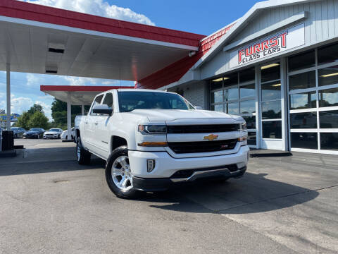 2017 Chevrolet Silverado 1500 for sale at Furrst Class Cars LLC  - Independence Blvd. in Charlotte NC