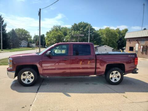 2014 Chevrolet Silverado 1500 for sale at RIVERSIDE AUTO SALES in Sioux City IA