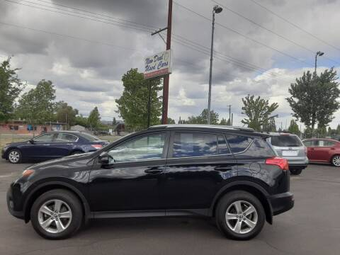 2015 Toyota RAV4 for sale at New Deal Used Cars in Spokane Valley WA