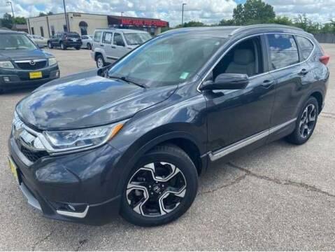 2018 Honda CR-V for sale at FREDY USED CAR SALES in Houston TX