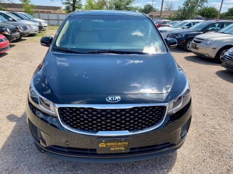 2016 Kia Sedona for sale at Good Auto Company LLC in Lubbock TX