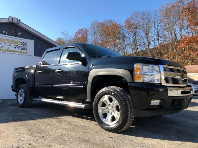 2009 Chevrolet Silverado 1500 for sale at Creekside PreOwned Motors LLC in Morgantown WV