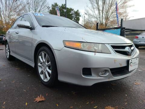 2006 Acura TSX for sale at Universal Auto Sales in Salem OR