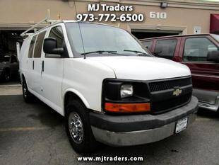 2010 Chevrolet Express Cargo for sale at M J Traders Ltd. in Garfield NJ