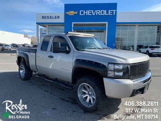 2009 Chevrolet Silverado 1500 for sale at Danhof Motors in Manhattan MT