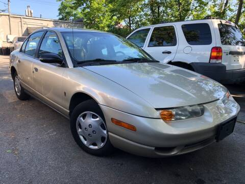 2001 Saturn S-Series for sale at Autos Under 5000 + JR Transporting in Island Park NY