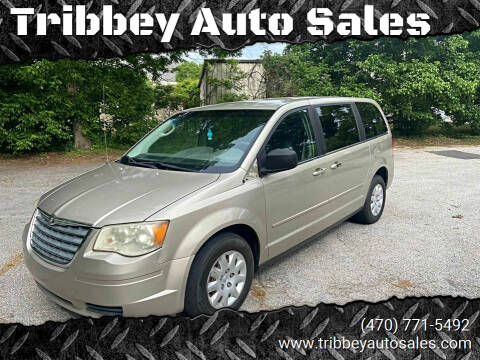 2009 Chrysler Town and Country for sale at Tribbey Auto Sales in Stockbridge GA