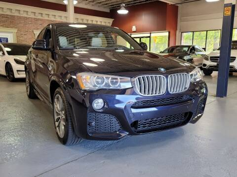 2016 BMW X4 for sale at AW Auto & Truck Wholesalers  Inc. in Hasbrouck Heights NJ
