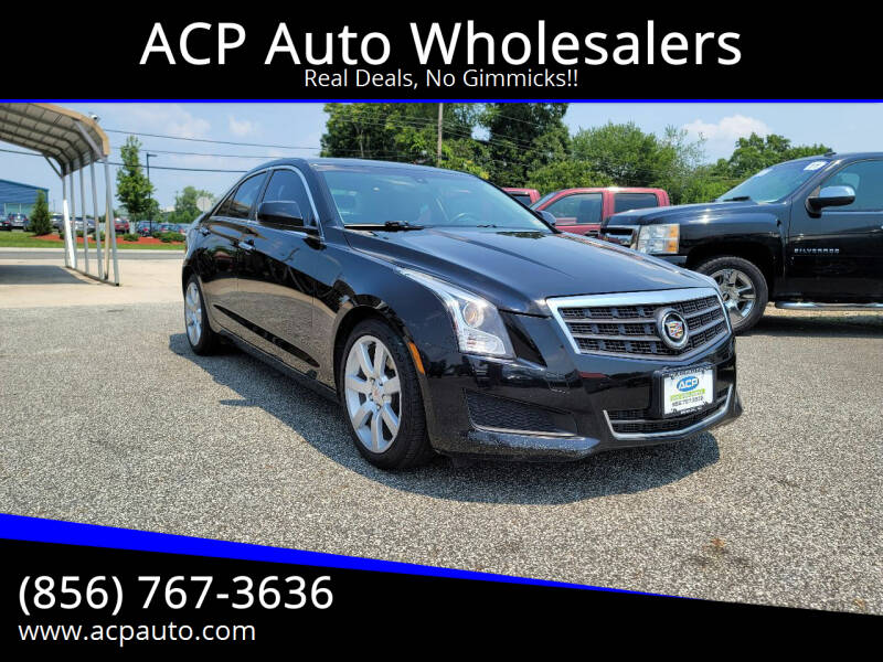 2014 Cadillac ATS for sale at ACP Auto Wholesalers in Berlin NJ
