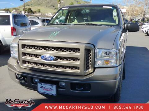 2005 Ford Excursion for sale at McCarthy Wholesale in San Luis Obispo CA