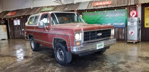 1979 Chevrolet Blazer for sale at Cool Classic Rides in Redmond OR