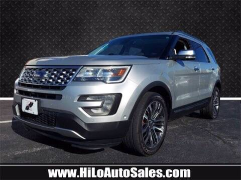 2016 Ford Explorer for sale at BuyFromAndy.com at Hi Lo Auto Sales in Frederick MD