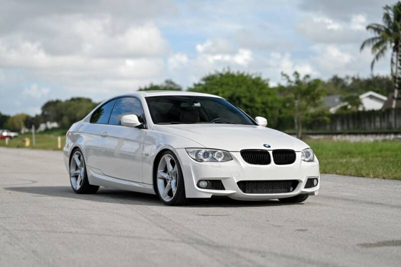 2012 BMW 3 Series for sale at EURO STABLE in Miami FL