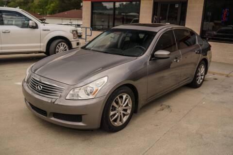 2009 Infiniti G37 Sedan for sale at CarUnder10k in Dayton TN