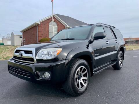 2008 Toyota 4Runner for sale at HillView Motors in Shepherdsville KY
