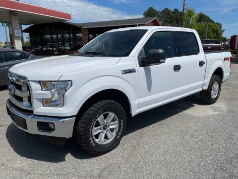 2017 Ford F-150 for sale at Modern Automotive in Boiling Springs SC