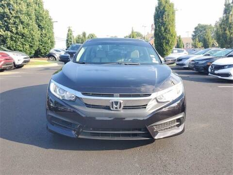 2017 Honda Civic for sale at Southern Auto Solutions - Lou Sobh Honda in Marietta GA