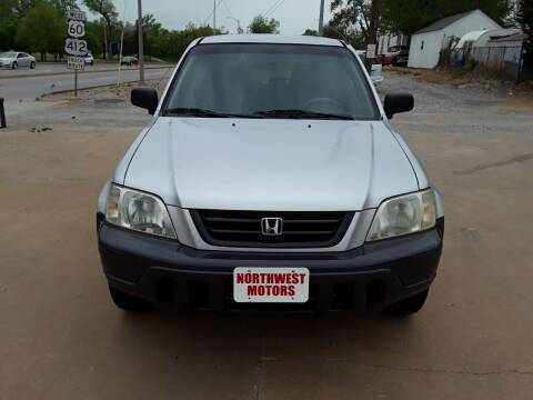 1999 Honda CR-V for sale at NORTHWEST MOTORS in Enid OK