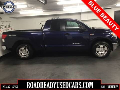 2010 Toyota Tundra for sale at Road Ready Used Cars in Ansonia CT