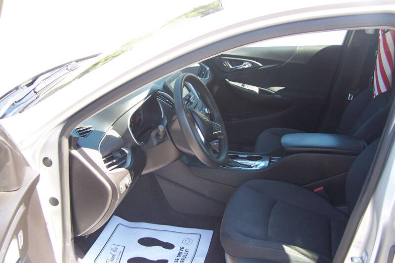 2017 Chevrolet Malibu LS 4dr Sedan - Union SC