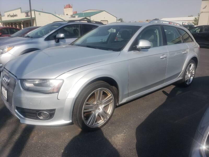 2013 Audi Allroad for sale at Auto Image Auto Sales in Pocatello ID