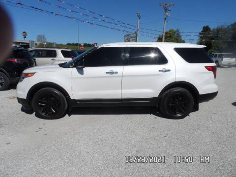 2014 Ford Explorer for sale at Town and Country Motors in Warsaw MO