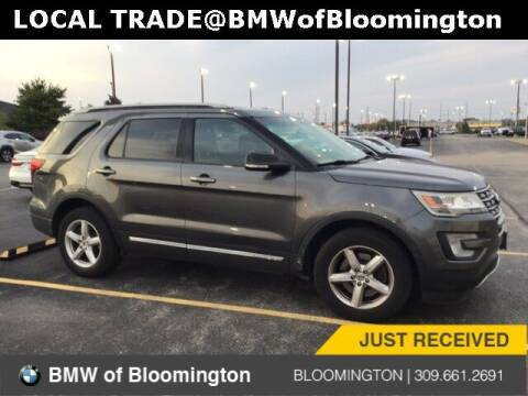 2017 Ford Explorer for sale at Sam Leman Mazda in Bloomington IL