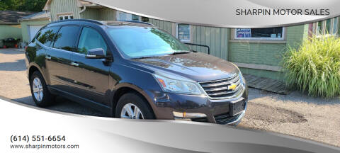 2014 Chevrolet Traverse for sale at Sharpin Motor Sales in Columbus OH