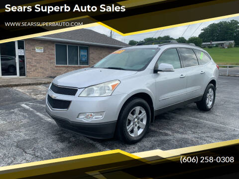2009 Chevrolet Traverse for sale at Sears Superb Auto Sales in Corbin KY